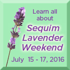 Sequim Lavender Weekend 2016